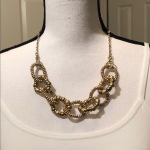 Jewelry - Gold Chainlink Necklace